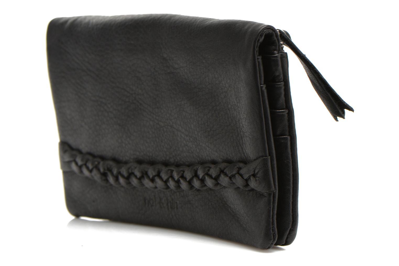 Portemonnaies & Clutches Nat & Nin Lili schwarz schuhe getragen