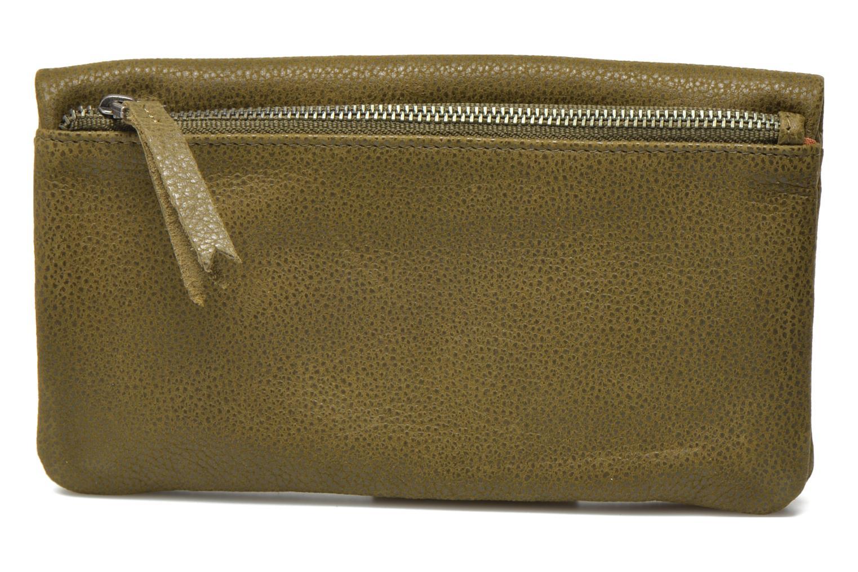 Portemonnaies & Clutches Nat & Nin Lili grün ansicht von vorne