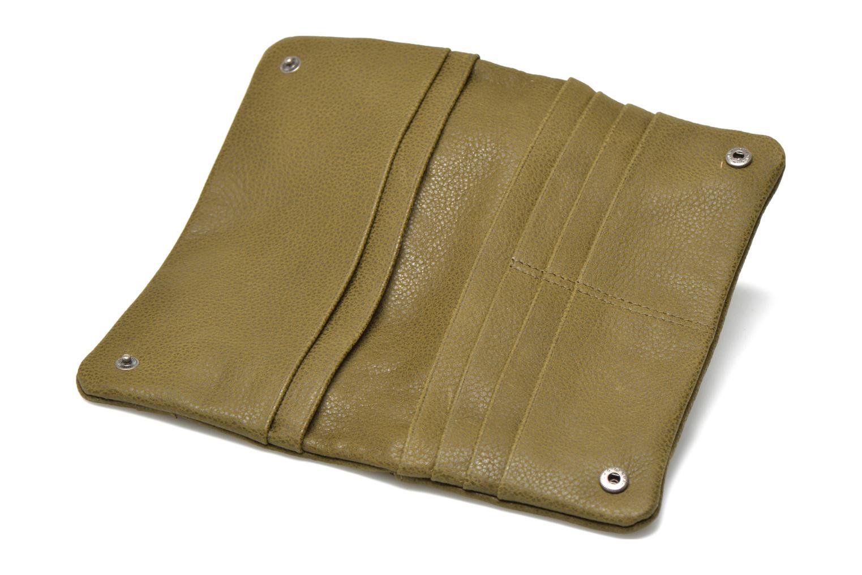 Portemonnaies & Clutches Nat & Nin Lili grün ansicht von hinten