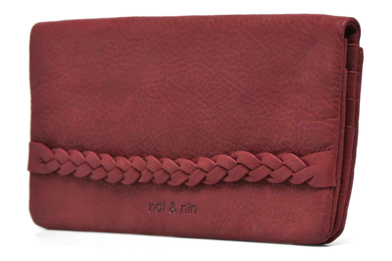 Portemonnaies & Clutches Nat & Nin Lili rot schuhe getragen