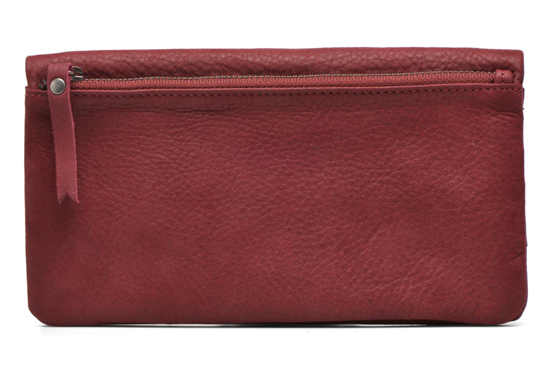 Portemonnaies & Clutches Nat & Nin Lili rot ansicht von vorne