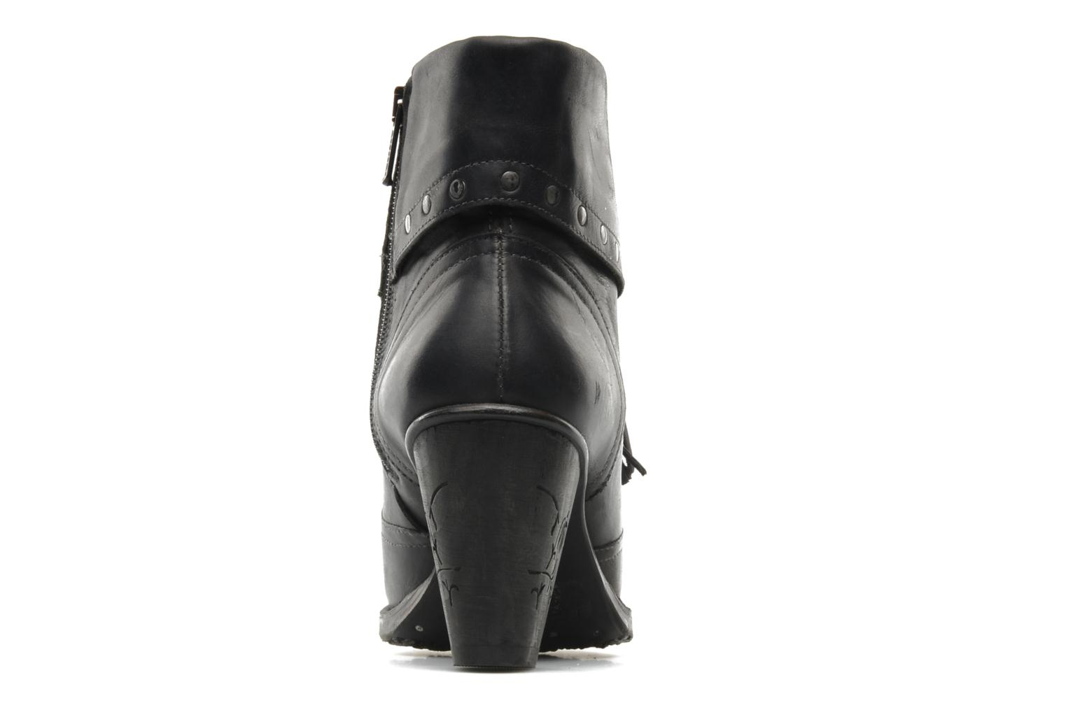 Ankle boots Neosens Parellada s344 Black view from the right