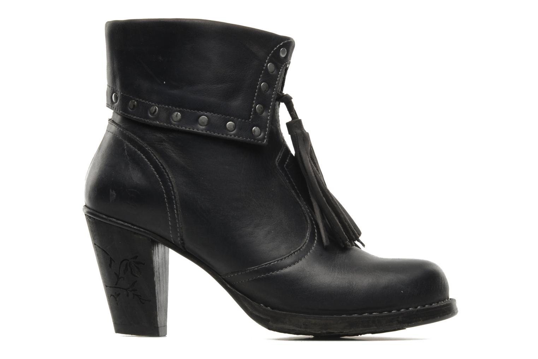 Ankle boots Neosens Parellada s344 Black back view