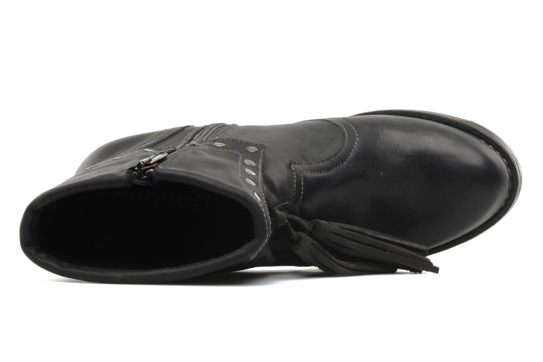 Stiefeletten & Boots Neosens Parellada s344 schwarz ansicht von links