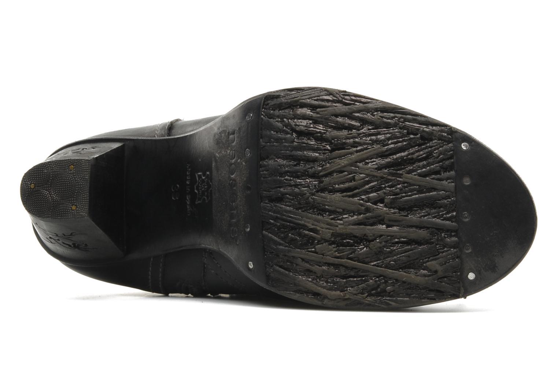 Bottines et boots Neosens Parellada s344 Noir vue haut