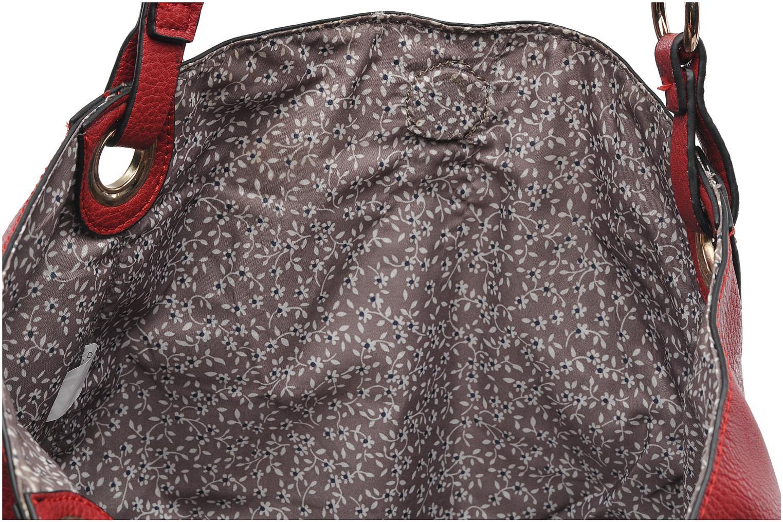 Handtaschen Georgia Rose Barnabé rot ansicht von hinten