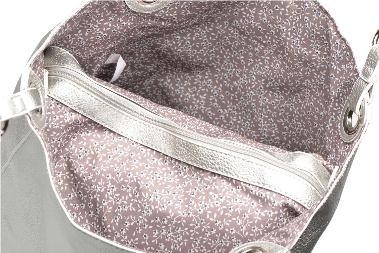 Handtassen Georgia Rose Barnabé Zilver achterkant