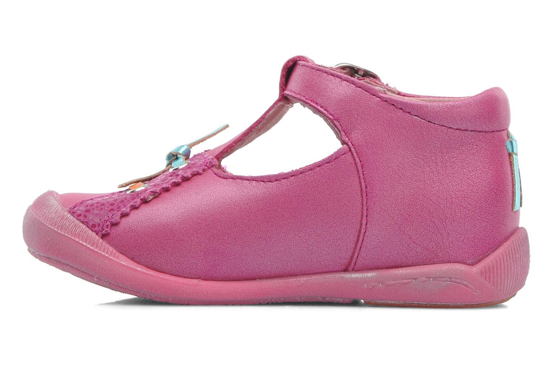 Boots en enkellaarsjes Babybotte Sybil Roze voorkant