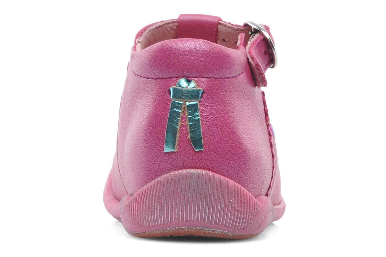 Boots en enkellaarsjes Babybotte Sybil Roze rechts