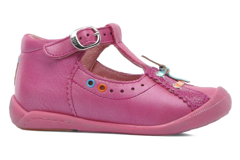 Boots en enkellaarsjes Babybotte Sybil Roze achterkant