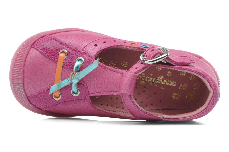 Boots en enkellaarsjes Babybotte Sybil Roze links
