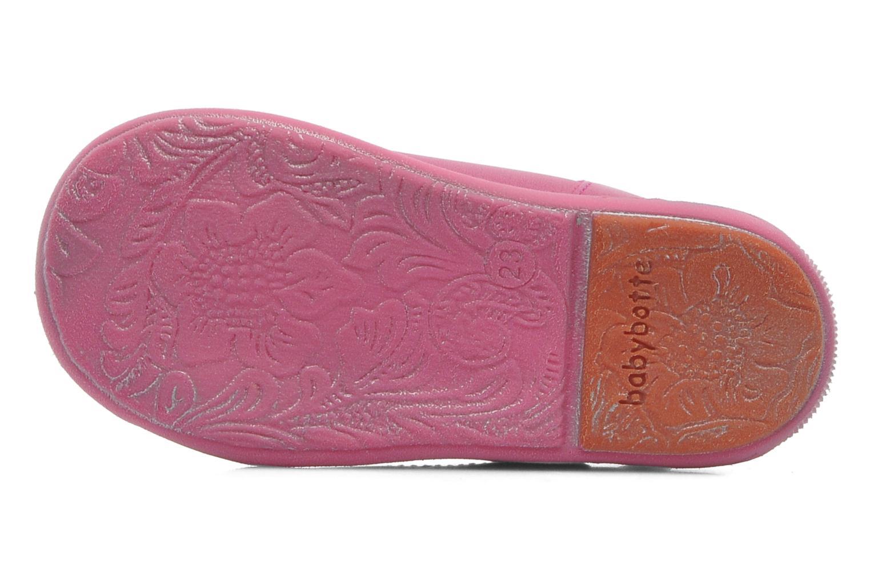 Boots en enkellaarsjes Babybotte Sybil Roze boven