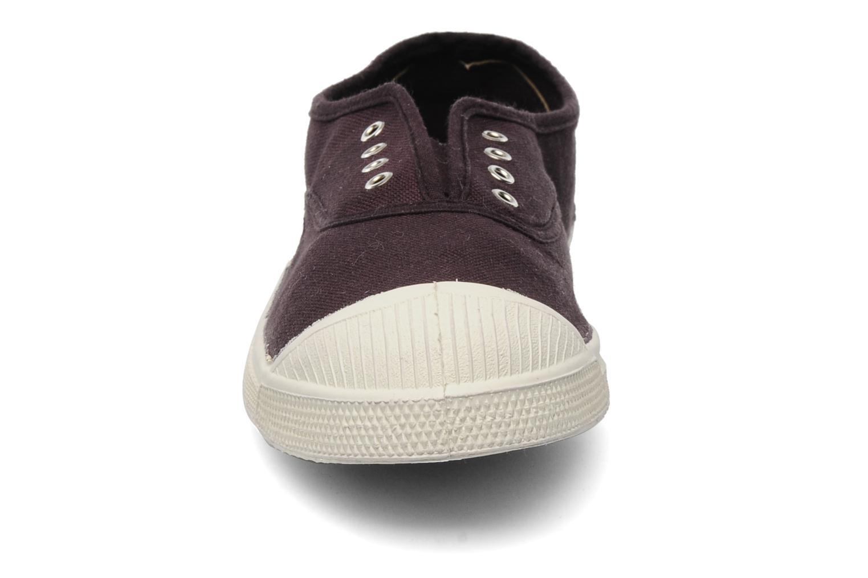 Baskets Bensimon Tennis Elly Violet vue portées chaussures