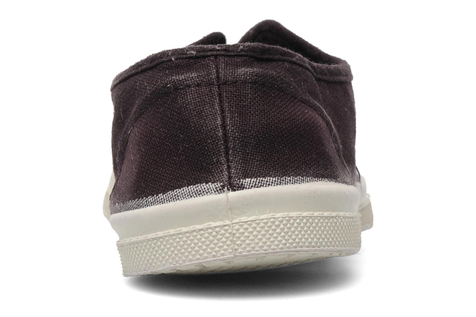 Trainers Bensimon Tennis Elly Purple view from the right