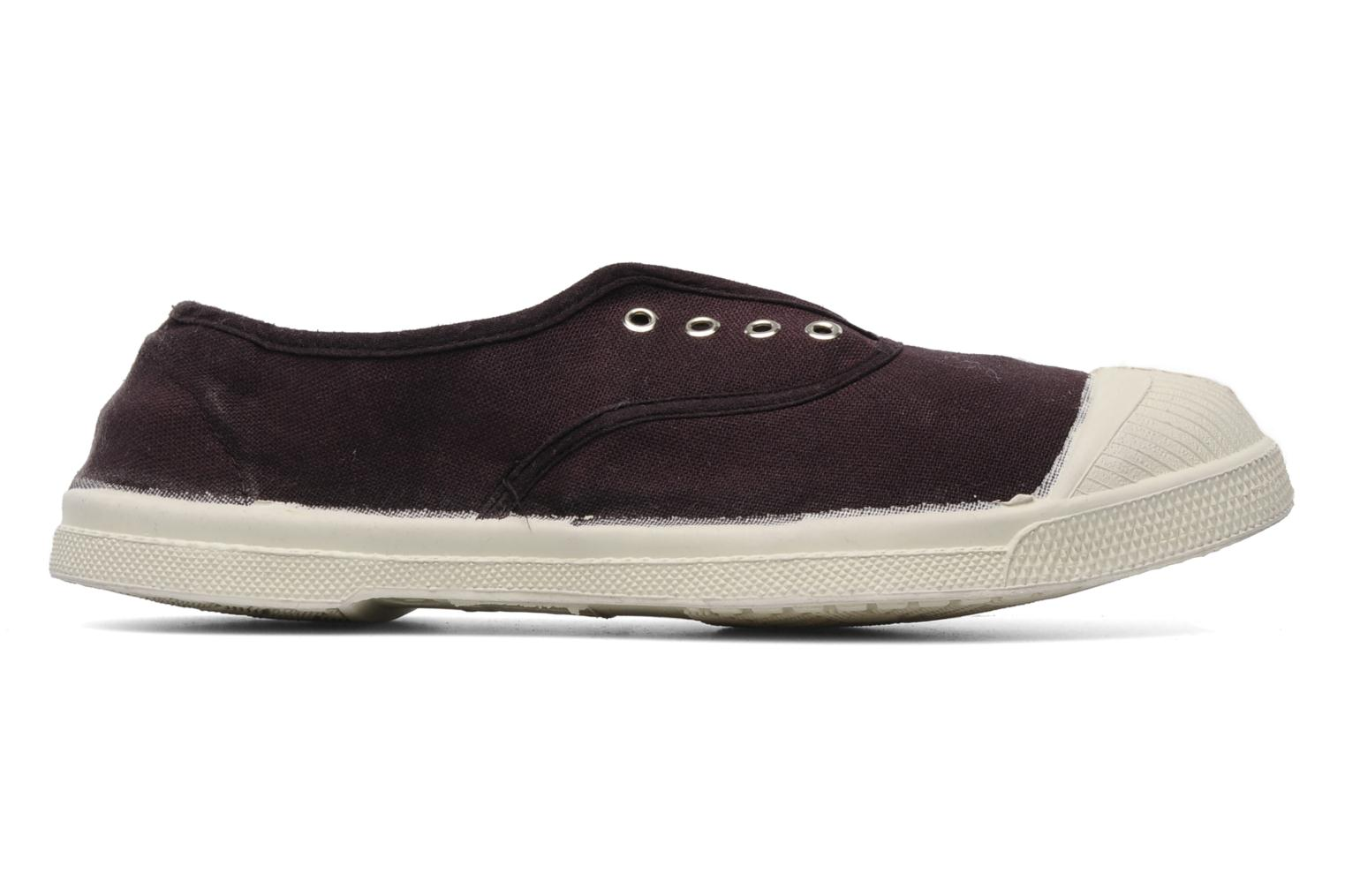 Trainers Bensimon Tennis Elly Purple back view