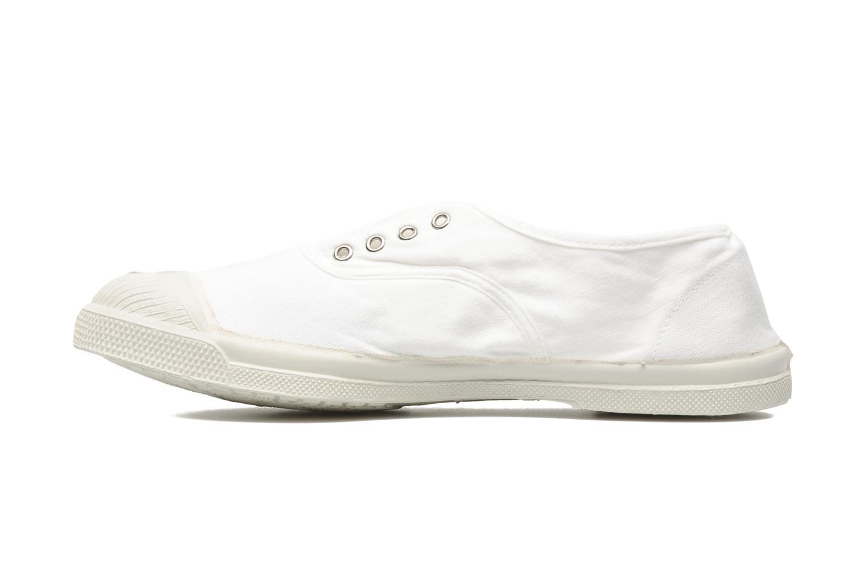 Sneakers Bensimon Tennis Elly Hvid se forfra