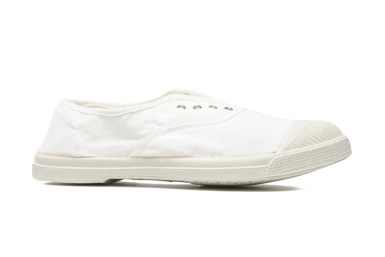 Sneakers Bensimon Tennis Elly Hvid se bagfra
