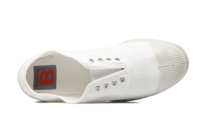 Sneakers Bensimon Tennis Elly Bianco immagine sinistra