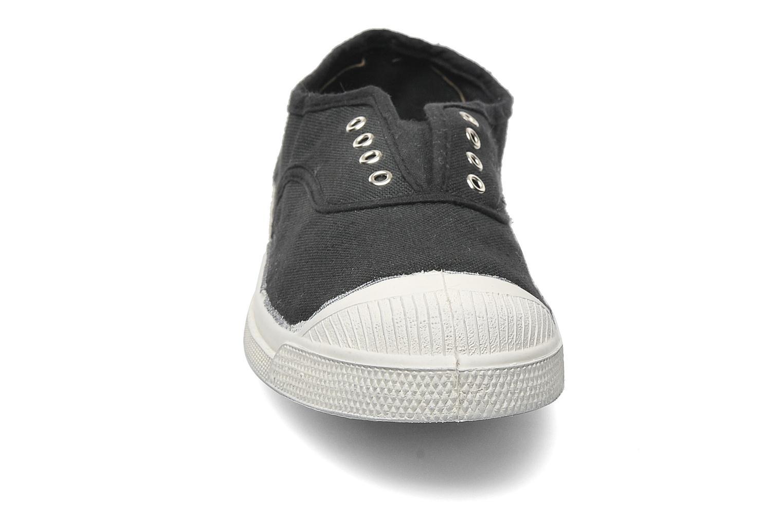 Sneakers Bensimon Tennis Elly Grigio modello indossato