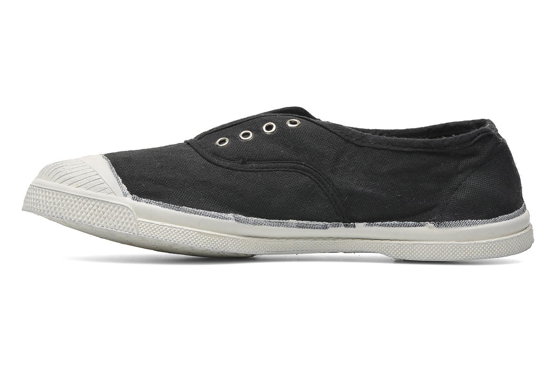 Sneakers Bensimon Tennis Elly Grijs voorkant