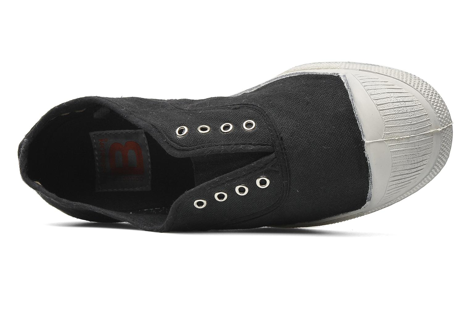 Trainers Bensimon Tennis Elly Grey view from the left