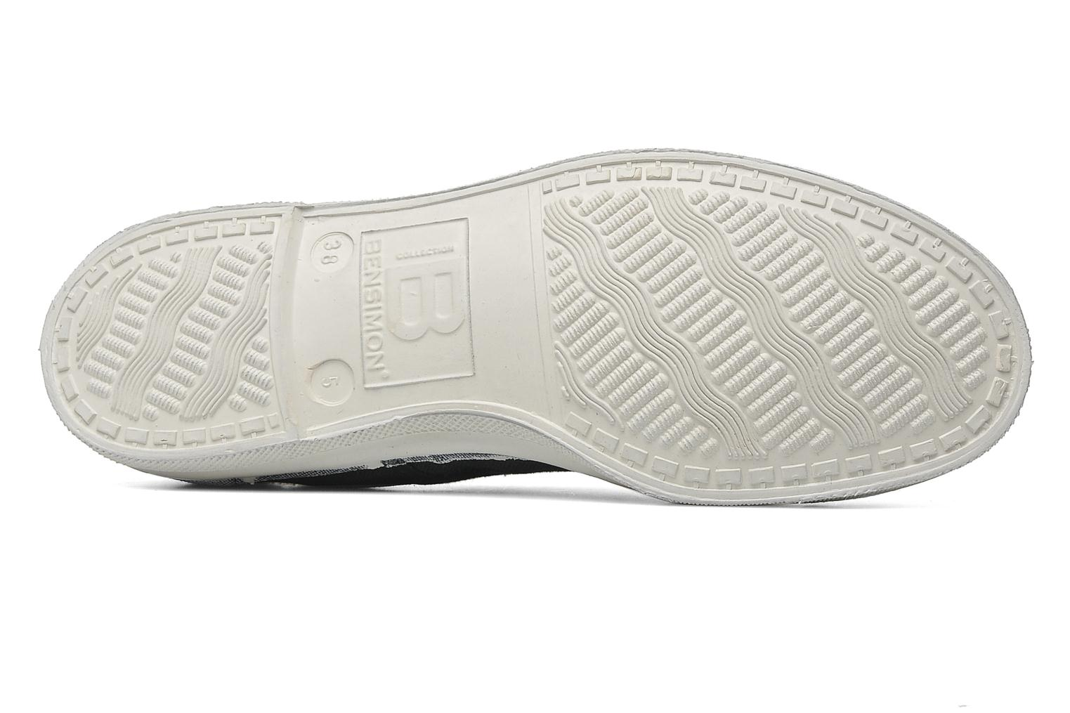 Trainers Bensimon Tennis Elly Grey view from above