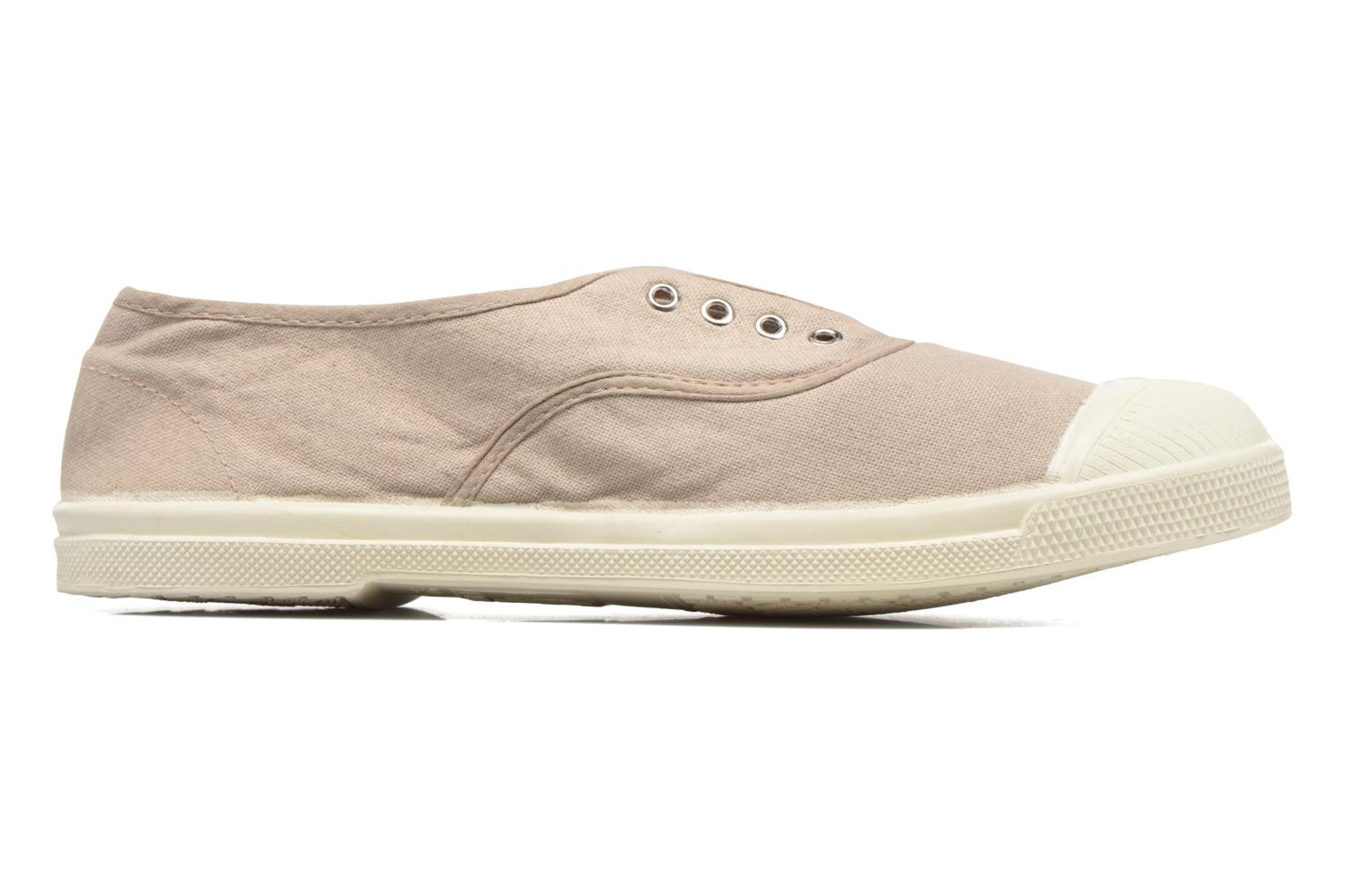 Trainers Bensimon Tennis Elly Beige back view