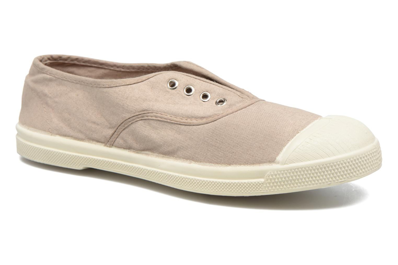 Trainers Bensimon Tennis Elly Beige detailed view/ Pair view