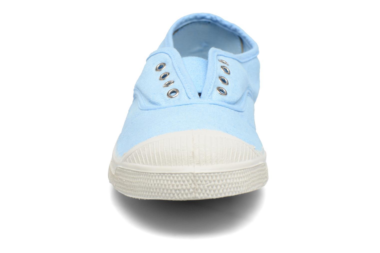 Baskets Bensimon Tennis Elly Bleu vue portées chaussures
