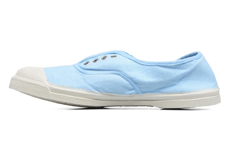 Sneakers Bensimon Tennis Elly Blå se forfra
