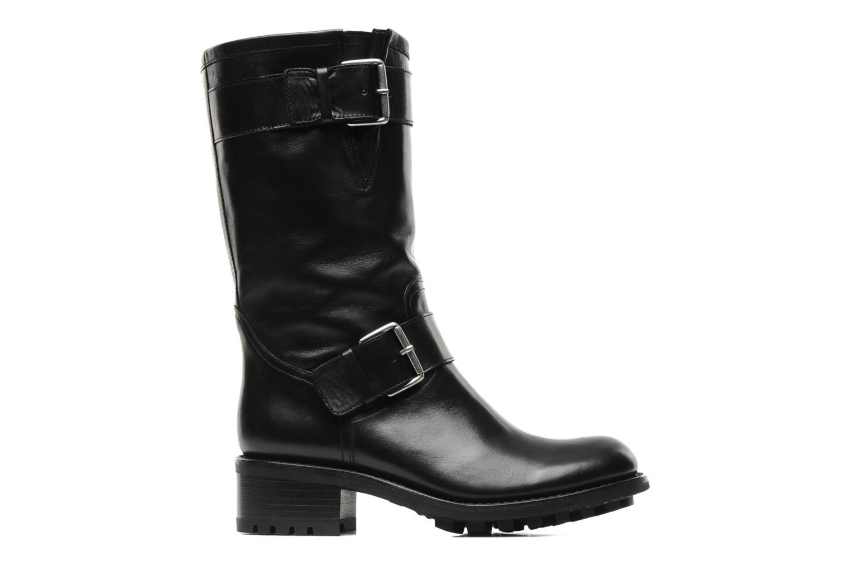 Bottines et boots Free Lance Biker 4 Mid Strap Noir vue derrière