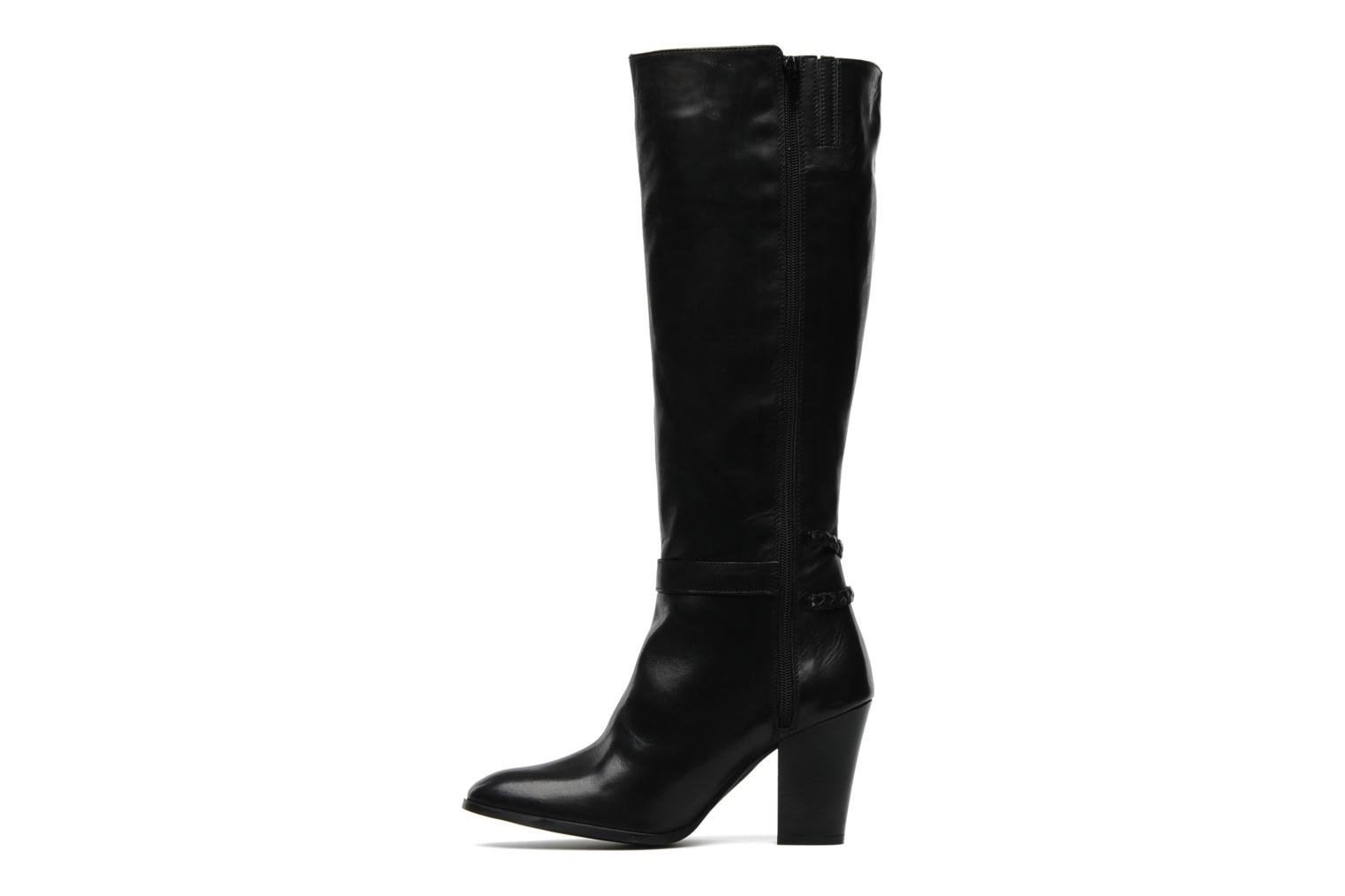 Boots & wellies Georgia Rose Gubeccia Black front view
