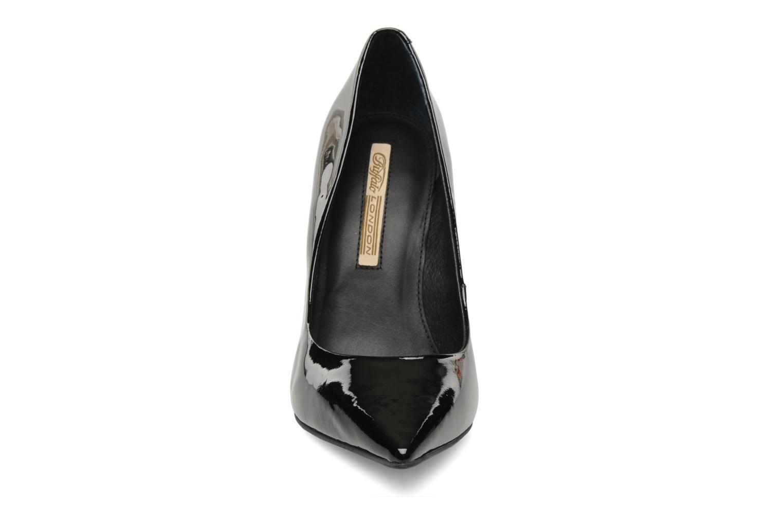 Zapatos de tacón Buffalo Beyza Negro vista del modelo