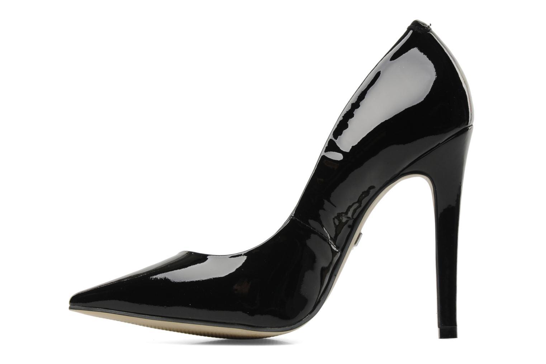 Zapatos de tacón Buffalo Beyza Negro vista de frente