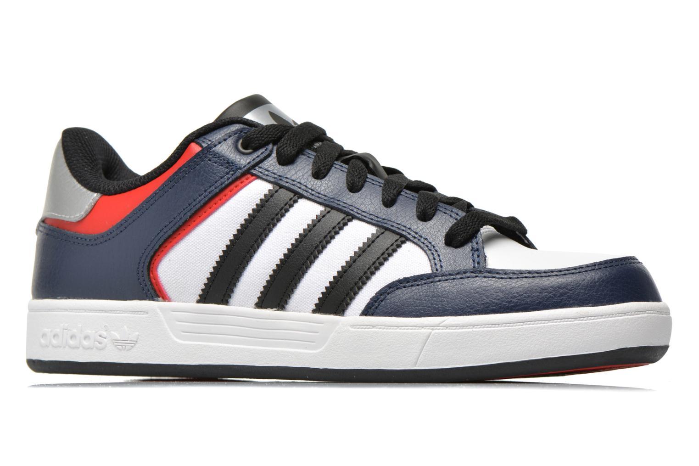 Sneaker Adidas Originals Varial Low blau ansicht von hinten