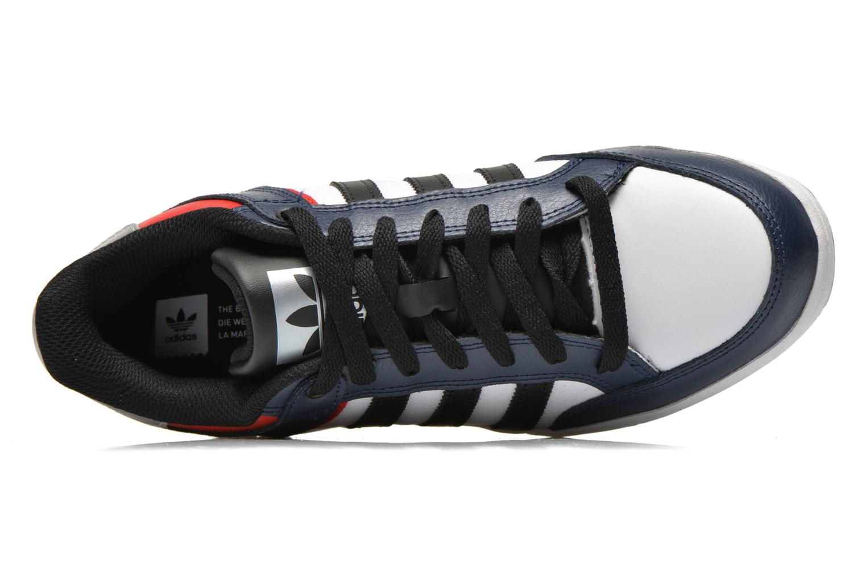 Sneaker Adidas Originals Varial Low blau ansicht von links