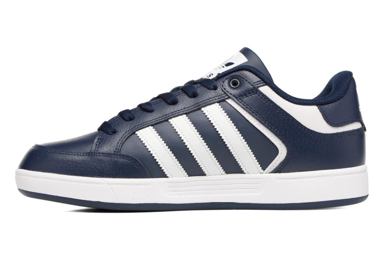 Sneaker Adidas Originals Varial Low blau ansicht von vorne