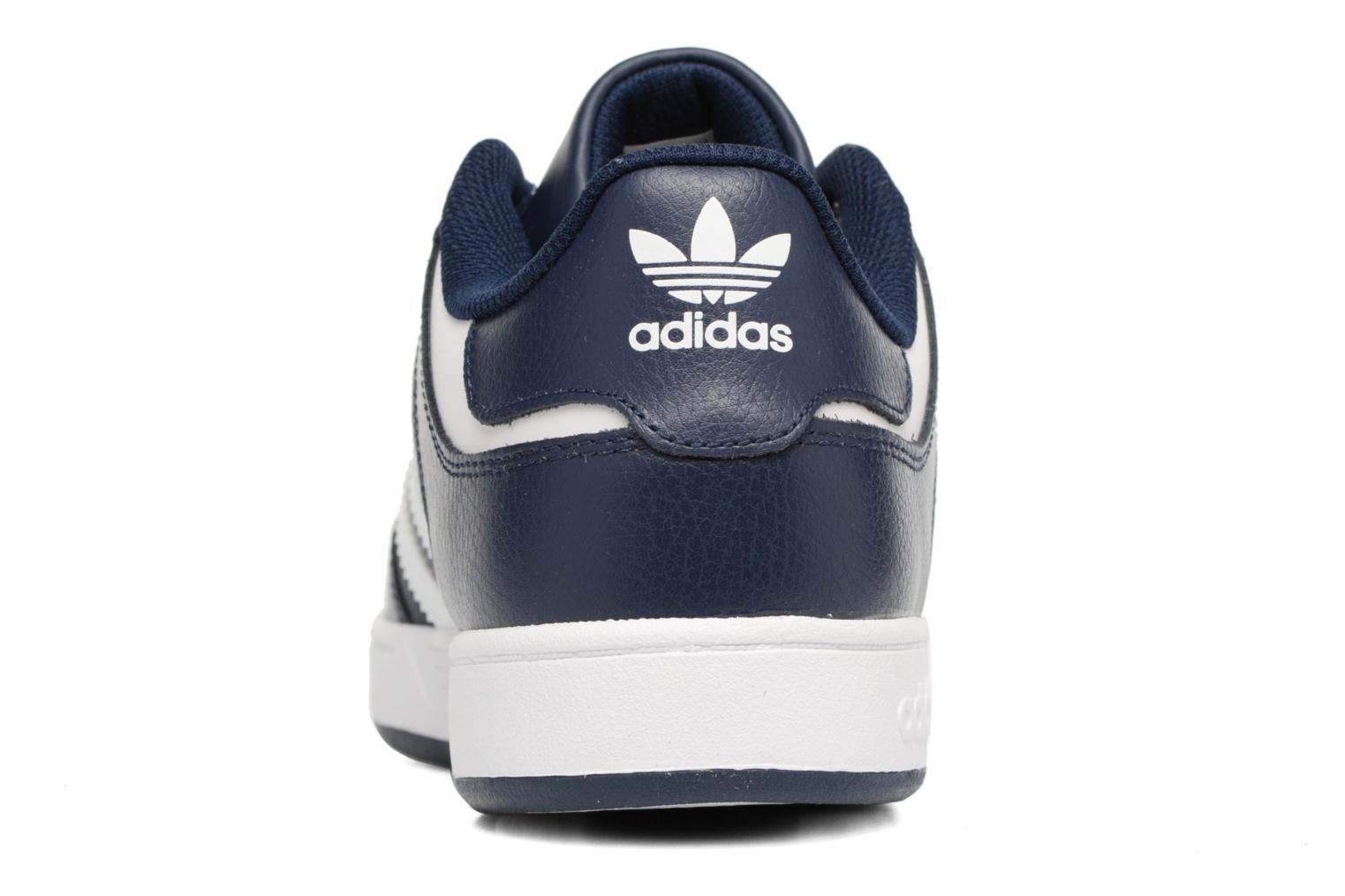 Trainers Adidas Originals Varial Low Blue view from the right