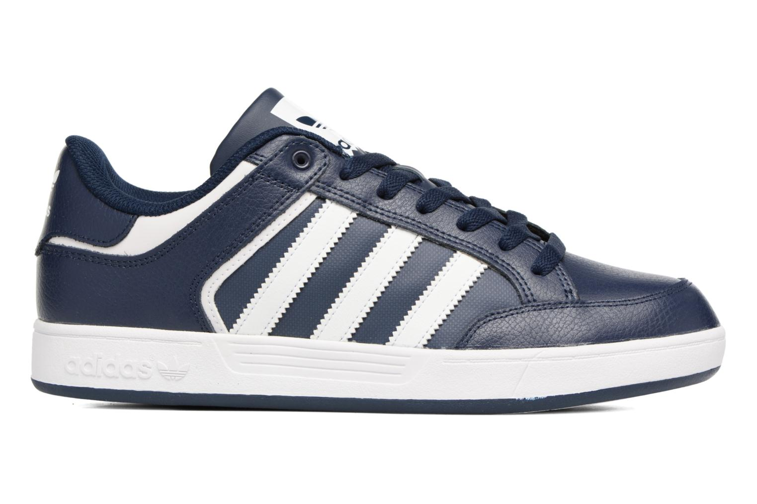 Trainers Adidas Originals Varial Low Blue back view