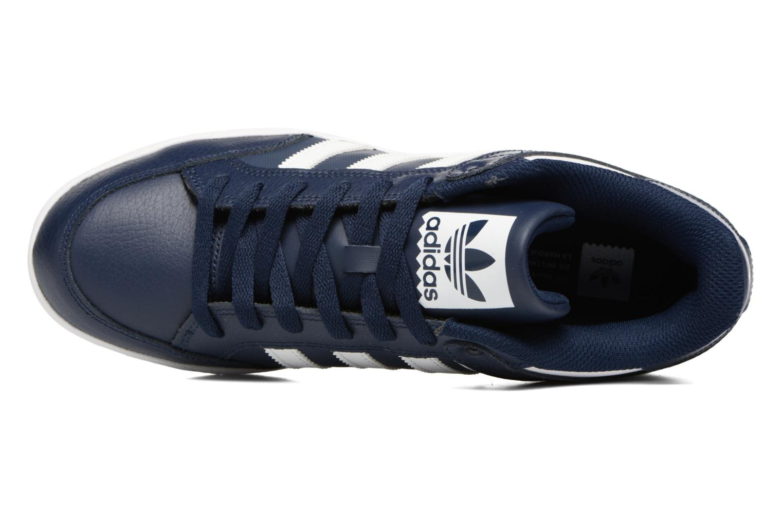 Trainers Adidas Originals Varial Low Blue view from the left