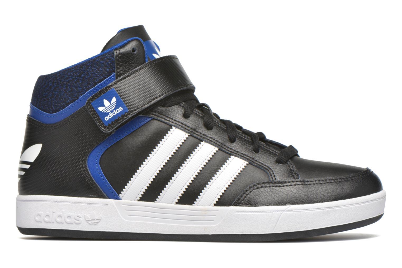 Sneaker Adidas Originals Varial Mid schwarz ansicht von hinten