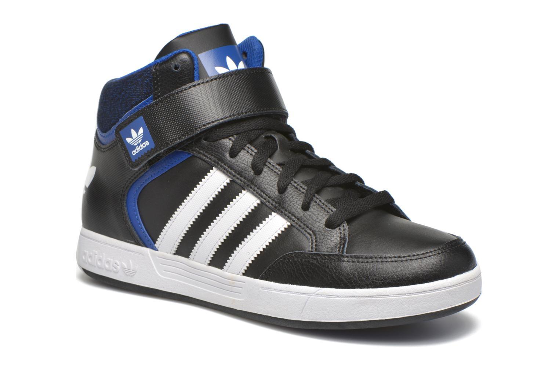 Deportivas Adidas Originals Varial Mid Negro vista de detalle / par