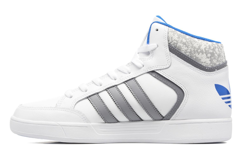 Baskets Adidas Originals Varial Mid Blanc vue face
