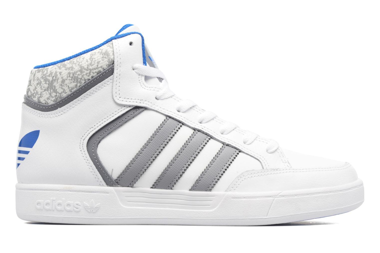Sneakers Adidas Originals Varial Mid Wit achterkant