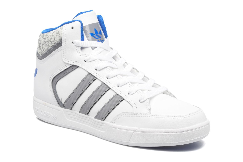 Sneakers Adidas Originals Varial Mid Hvid detaljeret billede af skoene