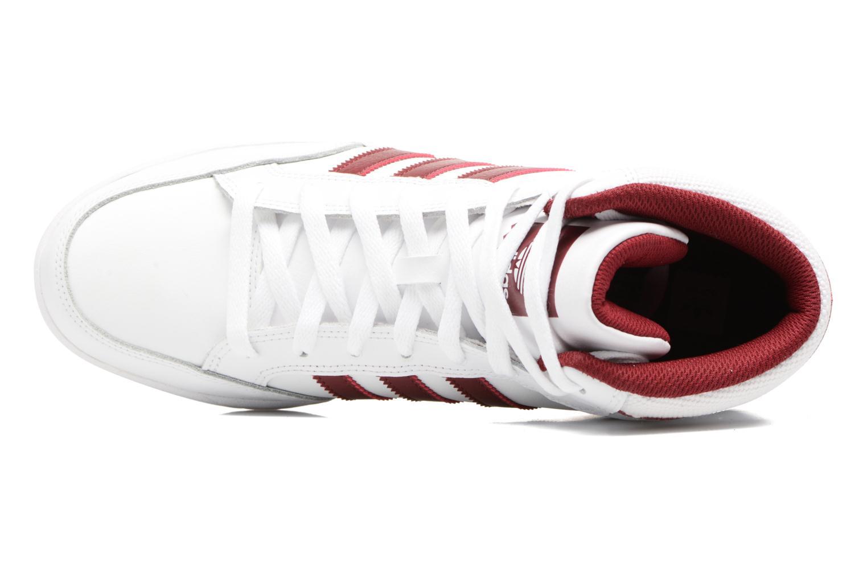 Sneaker Adidas Originals Varial Mid weiß ansicht von links