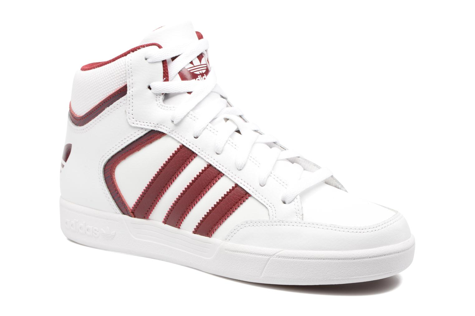 Trainers Adidas Originals Varial Mid White detailed view/ Pair view
