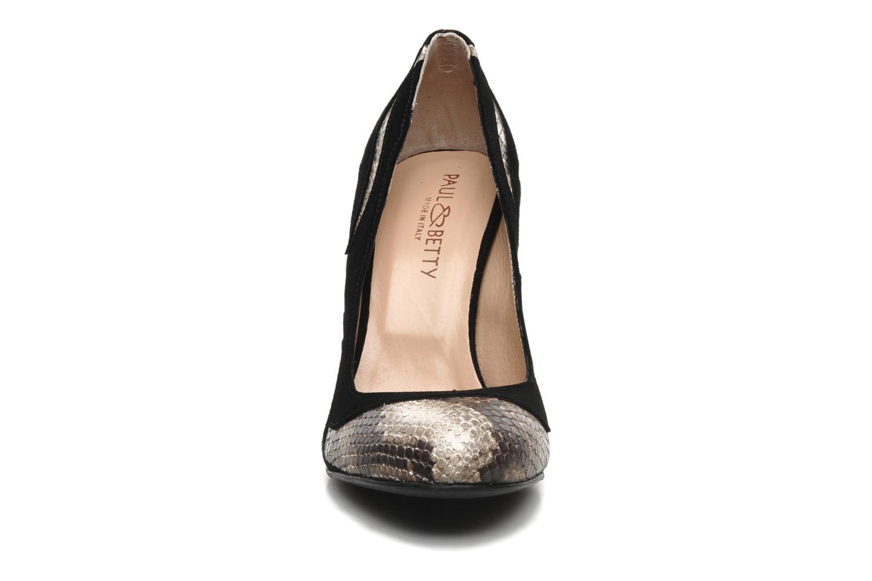 Zapatos de tacón Paul & Betty Frasal Multicolor vista del modelo