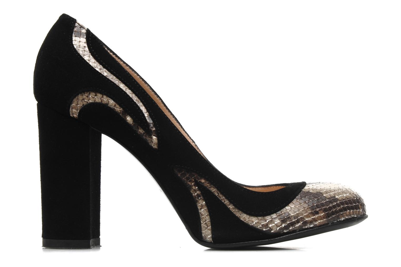 High heels Paul & Betty Frasal Multicolor back view