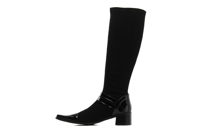Boots & wellies JB MARTIN Boheme Black front view